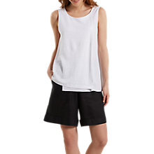 Buy White Stuff Wrap Around Jersey Vest Online at johnlewis.com