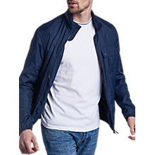 Buy Barbour International Scarp Casual Jacket, Navy Online at johnlewis.com