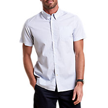 Buy Barbour Lifestyle Lymington Shirt, White Online at johnlewis.com