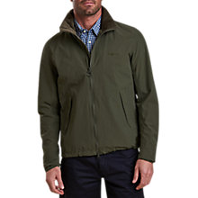 Buy Barbour Lifestyle Cuerdon Waterproof Jacket, Olive Online at johnlewis.com