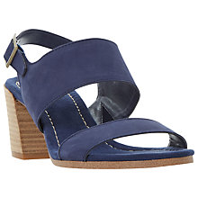 Buy Dune Jesica Slingback Block Heeled Sandals Online at johnlewis.com