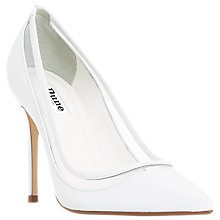 Buy Dune Breez Stiletto Heeled Court Shoes Online at johnlewis.com
