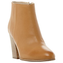Buy Dune Patina Block Heeled Ankle Boots Online at johnlewis.com