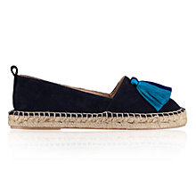 Buy Air & Grace Hula Tassel Espadrilles Online at johnlewis.com
