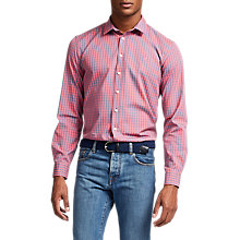 Buy Thomas Pink Evenson Check Slim Fit Shirt Online at johnlewis.com