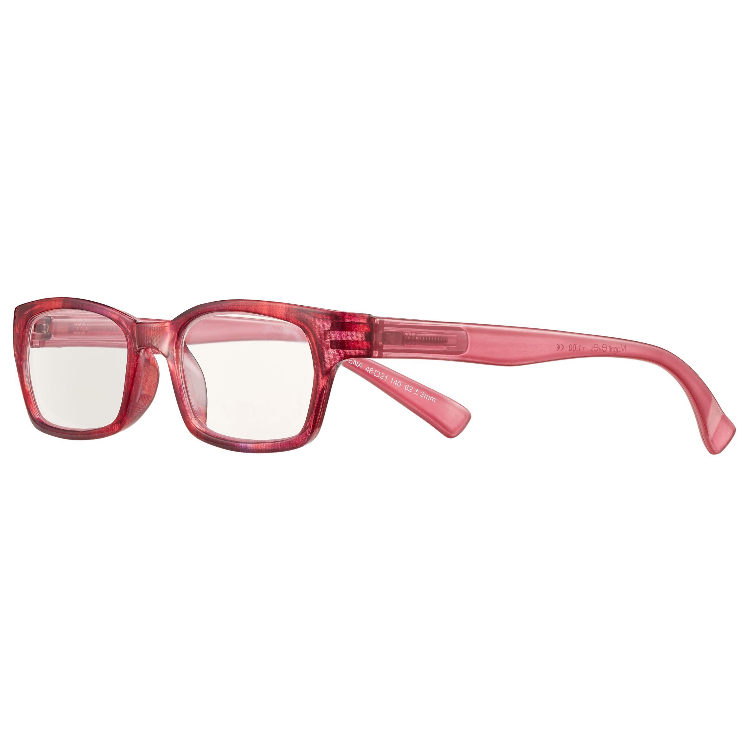 Magnif Eyes Magnif Eyes Ready Readers Pasadena Glasses, Raspberry