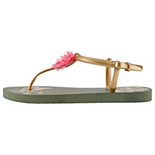 Buy Pretty You London Tara Glad Flip Flops Online at johnlewis.com
