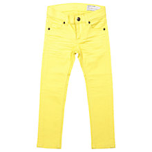 Buy Polarn O. Pyret Children's Colourful Slim Fit Jeans Online at johnlewis.com