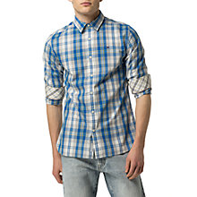Buy Tommy Jeans Basic Regular Check Shirt Online at johnlewis.com