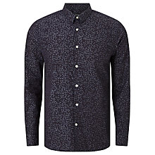 Buy J. Lindeberg Daniel Refine Denim Shirt, Mid Blue Online at johnlewis.com