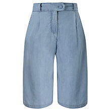 Buy Numph Aiglentina Shorts, Light Blue Online at johnlewis.com