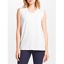 Buy John Lewis Longline Tank Top Online at johnlewis.com