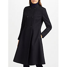 Buy John Lewis Military Fit and Flare Coat Online at johnlewis.com