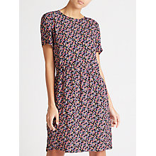 Buy Collection WEEKEND by John Lewis Paint Brush Floral Dress, Multi Online at johnlewis.com