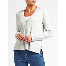 Buy John Lewis Drop Sleeve V-Neck Cardigan Online at johnlewis.com