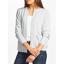 Buy John Lewis Crew Neck Edge to Edge Cardigan Online at johnlewis.com