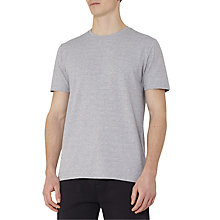 Buy Reiss Breeze Print T-Shirt, Grey Online at johnlewis.com