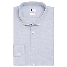 Buy Kin by John Lewis Dobby Slim Fit Shirt Online at johnlewis.com
