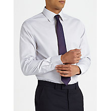 Buy John Lewis Cotton Poplin Tailored Fit Shirt Online at johnlewis.com