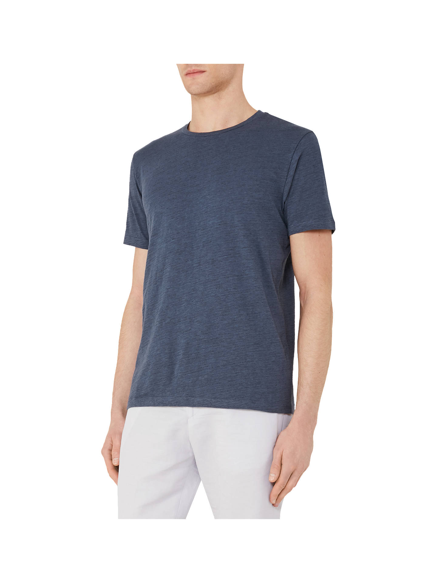 bcb88e1fed0 BuyReiss Barney Textured Cotton T-Shirt