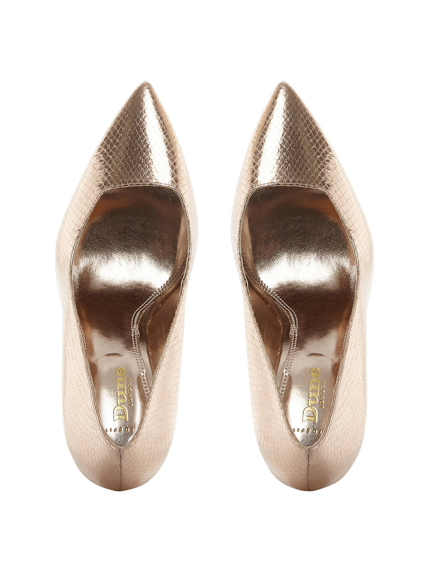 bae24e9e255c ... Buy Dune Wide Fit Aiyana Stiletto Court Shoes
