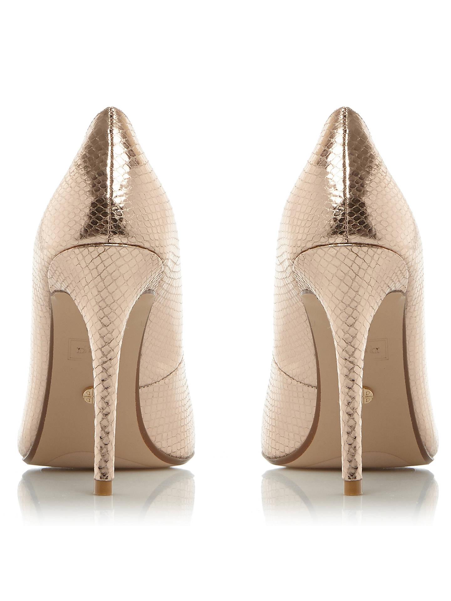 Frauen Dune Schuhe Dune – Aiyana – Pumps in Roségold