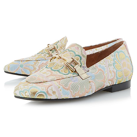 Buy Dune Guru Buckle Loafers Online at johnlewis.com