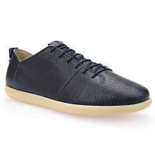 Buy Geox New Do Leather Trainers Online at johnlewis.com