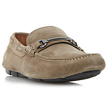 Buy Dune Balham Driver Shoes Online at johnlewis.com