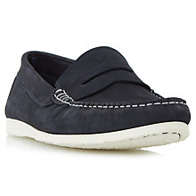 Buy Dune Breeze Penny Loafers Online at johnlewis.com