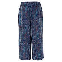 Buy White Stuff Alice Spring Trousers, Navy/Multi Online at johnlewis.com