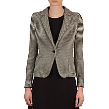 Buy Gerard Darel Jace Jacket, Black/Multi Online at johnlewis.com