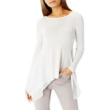 Buy Coast Bourbon Knit Top, Ivory Online at johnlewis.com