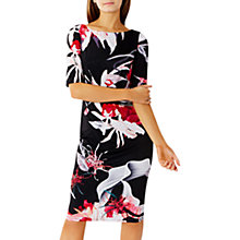 Buy Coast Katsura Print Jersey Dress, Multi Online at johnlewis.com