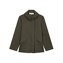 Buy Gerard Darel Verve Jacket, Khaki Online at johnlewis.com