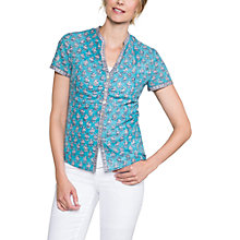 Buy East Anokhi Yasmin Booti Blouse, Capri Online at johnlewis.com