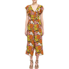 Buy Whistles Tangerine Dream Jumpsuit, Multi Online at johnlewis.com