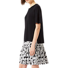 Buy Jigsaw Flute Sleeve Jumper Online at johnlewis.com