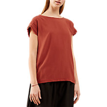 Buy Jigsaw Layered Sleeve T-Shirt Online at johnlewis.com