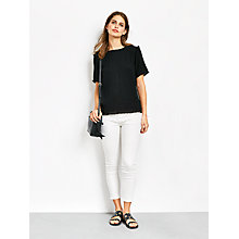 Buy hush Eden Tassel Top Online at johnlewis.com