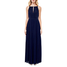 Buy Ted Baker Tie The Knot Ceryee Folded Neckline Maxi Dress Online at johnlewis.com
