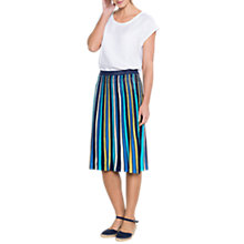 Buy East Sunray Skirt, Multi Online at johnlewis.com