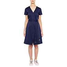 Buy Ted Baker Colour By Numbers Advina Crossover Dress Online at johnlewis.com