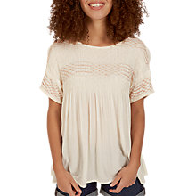 Buy Fat Face Robyn Embroidered Blouse Online at johnlewis.com