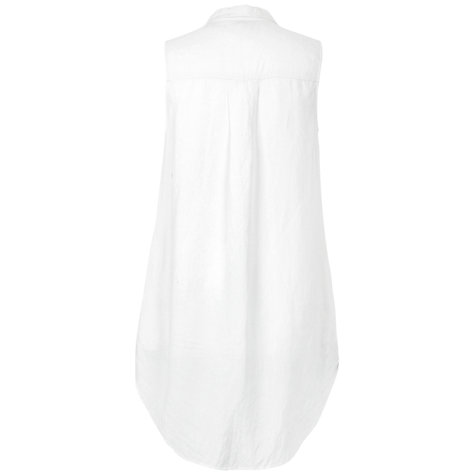Buy Fat Face Mae Longline Shirt Online at johnlewis.com