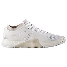 Buy Adidas CrazyTrain Elite Women's Training Shoes, White Online at johnlewis.com