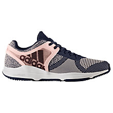Buy Adidas CrazyTrain Cloudfoam Women's Cross Trainers, Pink Online at johnlewis.com