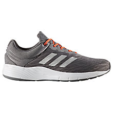 Buy Adidas Fluid Cloud Men's Running Shoes, Grey Online at johnlewis.com