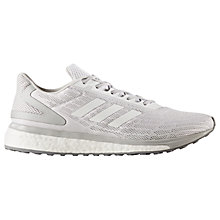 Buy Adidas Response Lite Men's Running Shoes, White Online at johnlewis.com
