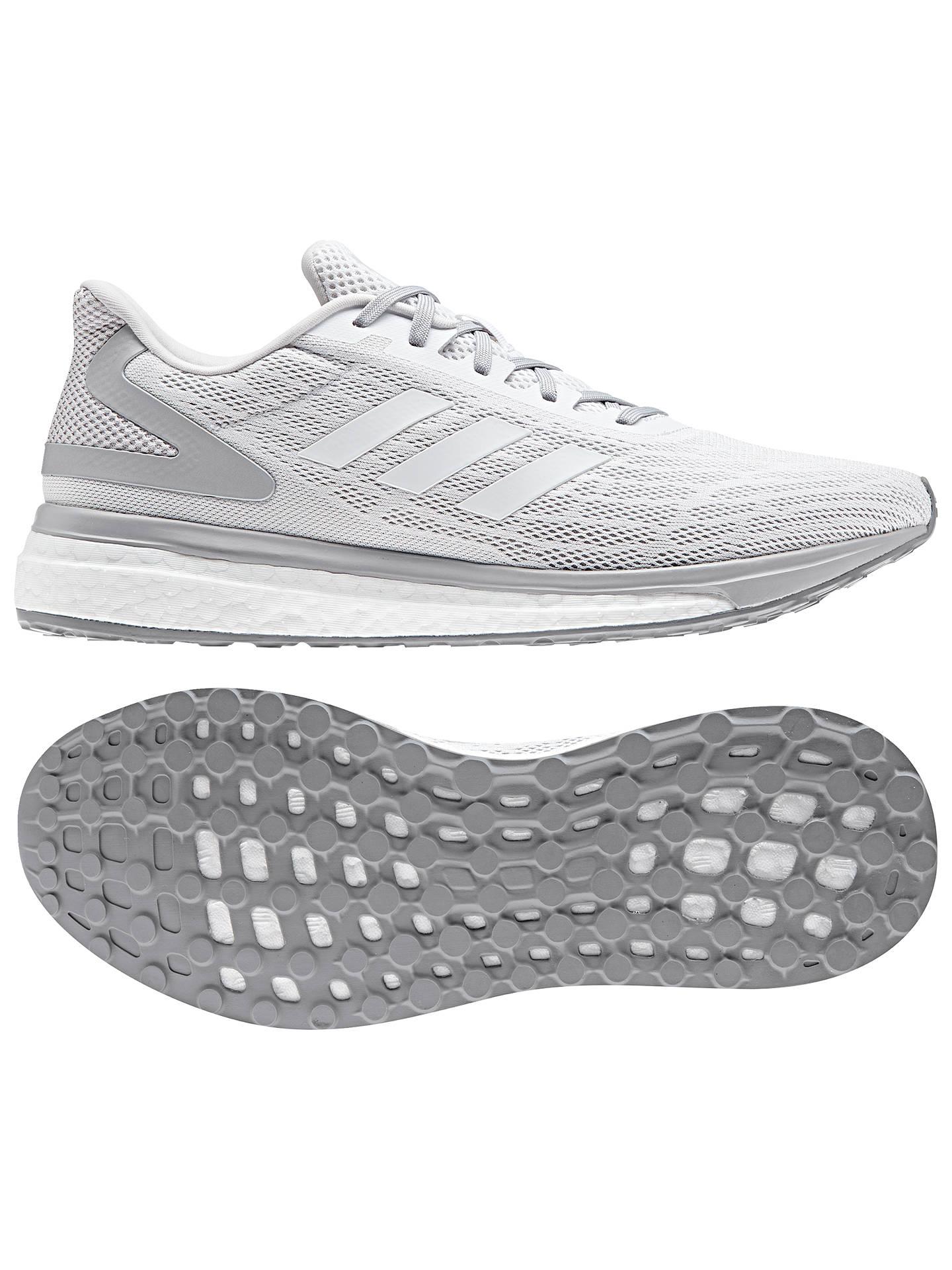 adidas Response Lite Men's Running Shoes, White at John